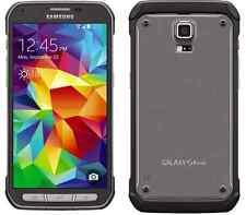 Samsung Galaxy S5 Active SM-G870A - 16GB - Titanium Gray (Roger) 9/10 Unlocked