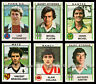 "NEW LIST !! 5 Vignettes RECUPERATION au CHOIX ""FOOTBALL 81"" stickers PANINI"