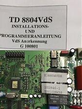GE SECURITY / ARITECH / UTC Modem-Wählgerät analog TD 8804