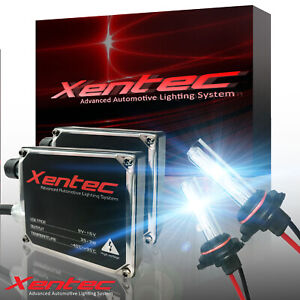 Xentec HID Xenon Light Conversion Kit H1 H3 H4 H7 H10 H11 9006 880 for Chevrolet