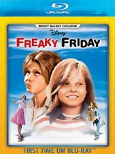 Freaky Friday (1977) Disney Exclusive Blu-ray  **BRAND NEW & Sealed**