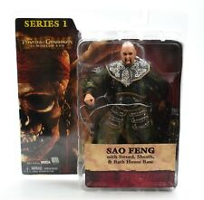 NECA - Pirates of The Caribbean Series 1 - Sao Feng Action Figure