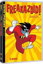 FREAKAZOID: COMPLETE FIRST SEASON (2 disc set)  - DVD - Region 1