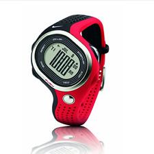 Nike Triax Fury 100 Black/Red Sport Running Chronograph Alarm Watch WR0139-012