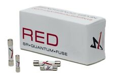 Synergistic Research 'SR Red' Reference 20x5mm Fuse - T (Slow Blo) 10A