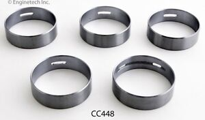 CAMSHAFT BEARINGS FORD 351C 351M 400 V8  CLEVELAND MODIFIED  1970-1982