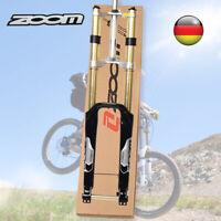 """ZOOM 26"""" MTB Bike Federgabel Gabeln 180mm Federweg DH680 Gabel 20mm Durch Achse"""
