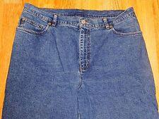 LAUREN JEANS CO. BLUE JEANS WOMEN'S SIZE 14 GREAT CONDITION
