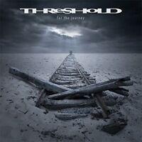 THRESHOLD - FOR THE JOURNEY   CD NEU