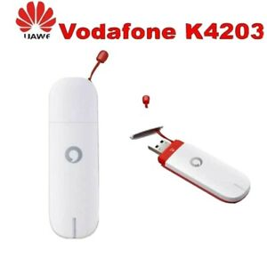 MODEM HUAWEI K4203 LIBRE UNLOCKED - INTERNET Movil USB Portatil