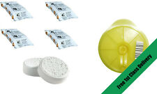 Tassimo Service Reinigungsdisc+4 Entkalkungstabletten+4 Puly Caff Tabletten