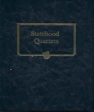 #7196 Good used Whitman Coin album for Statehood Quarters