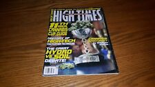 The Best of High Times Magazine --- 1998 --- 11th ANNUAL CANNABIS CUP GUIDE