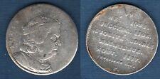 Série des Rois de France - Jeton argent d'époque - Louis VI 1081 - 1137