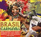 Brasil Carnaval (2007) UK15-track CD Album Neu/Verpackt Brasilien Gilberto Gil