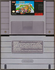 Super Mario Kart (Original Release) - SNES Super Nintendo - Tested - Cart Only