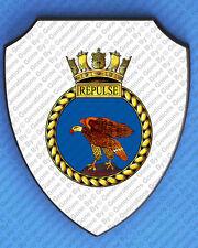 HMS REPULSE 1941 WALL SHIELD