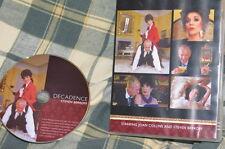 Decadence (DVD) Joan Collins & Steven Berkoff  **Dispatch in 24 hours