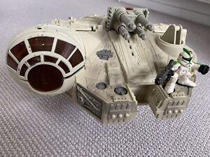 Star Wars Galactic Heroes Millennium Falcon Plus Clone Figure