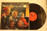 "Robert Shaw Conducts Christmas Hymns and Carols, Volume 1, LP 12"" (G)"