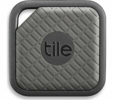 TILE Sport Bluetooth Tracker - Graphite Pack of 2 - Currys