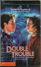 Double Trouble by Barthe DeClements and Chritopher Greimes (1987)