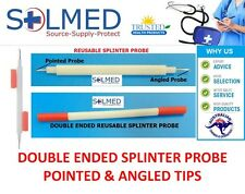 SPLINTER PROBE STRAIGHT AND HOOKED ENDS