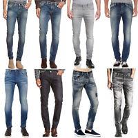 B-Ware   Jack&Jones + Selected   Herren Slim Skinny Fit Stretch Jeans Hose Glenn