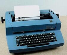 Vintage IBM Selectric II Typewriter Electric Blue Needs Servicing
