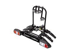 Fahrradträger klappbar E-Bike Heckträger 3 Räder AHK Fahrradheckträger Träger