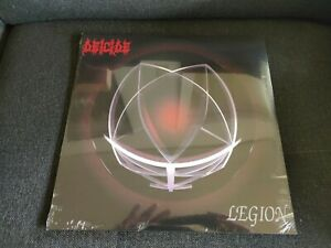 Deicide -. Legion LP Metal Blade 3984-15303-1