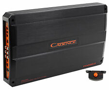 Cadence FXA5000.5 2000 Watt 5-Channel Class A/B Car Audio Amplifier Amp + Remote