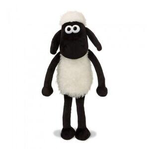 Kuscheltier Shaun das Schaf 20,5 cm weiß/schwarz