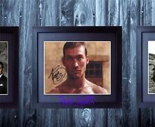 Andy Whitfield Spartacus Blood & Sand SIGNED AUTOGRAPHED FRAMED 10x8 REPRO PHOTO