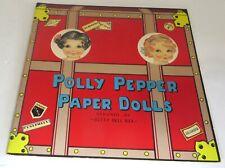 Polly Pepper Paper Dolls 1997 Shackman & Co./ Uncut