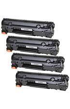 NON-OEM 4PK TONER FOR HP CE285A LASERJET M1217 M1212nf P1102w 85A
