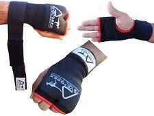 Inner Quick Hand Wraps Gloves Boxing Fist Gel Padded Bandages MMA Thai