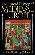 Oxford History Medieval Europe Viking Celt Knights Charlemagne Plague Festivals