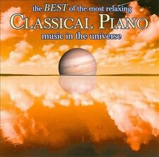 Best of the Most Relaxing Piano Music in the Universe (CD, Feb-2012, Denon NEW
