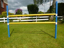 johns agility training  jump 6 heights  2 poles & moveable cups equipment