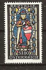 Austria # 804 Mnh Leopold Patron Saint
