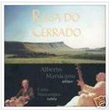 Alberto Marsicano - Raga Do Cerrado (CD) Brazil Brasil