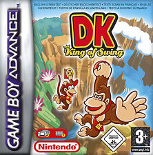 Donkey Kong: King Of Swing (Nintendo Game Boy Advance, 2005)