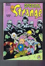 Spécial STRANGE Album n°23 - n°67 à 69 - TTB. 1990
