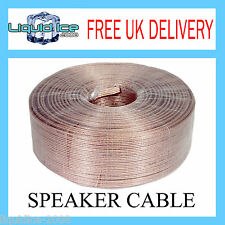 SPEAKER CABLE HIFI AMP WIRE WIRING CABLING SOLD BY 10 METRES LENGTHS CAR 18 AWG