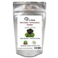 HARITAKI Terminalia Chebula Powder 2 Kg-King of THAI Herb 100% Pure High Quality