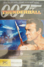 DVD SEALED Thunderball 007 James Bond Sean Connery 2 Discs Ultimate Edition