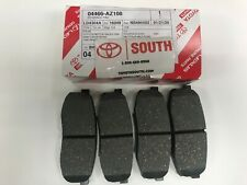 2008-2017 Sequoia 2007-2017 Tundra  Rear Ceramic Brake Pads OEM Pads 04466-AZ108