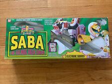 Mighty Morphin Power Rangers Saba The Talking Tiger Saber 1994 2254 New