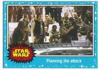 2015 Star Wars Journey To The Force Awakens #71 Planning the attack Topps